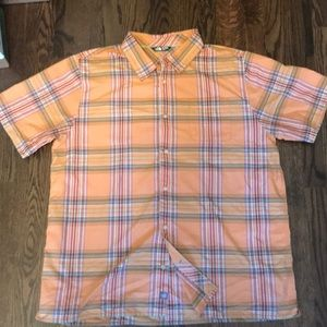 North Face shirt short sleeve